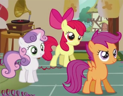 17 Best images about The Cutie Mark Crusaders on Pinterest