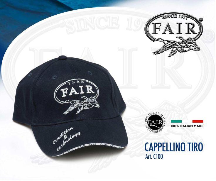 Il cappellino da tiro Fair è disponibile sul nostro store on line, scopri di più su http://www.fair-store.com  Shooting hat Fair is now available on our online store , find out more here  http://www.fair-store.com