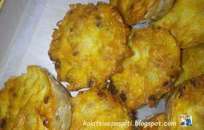 Κολατσιό από σπίτι !!: Το παστίτσιο ως finger food!