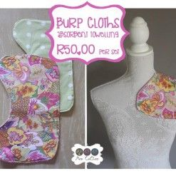 Burp cloth pink paisley #handcrafted #shoponline #burpcloth #babyessential #mommy #baby