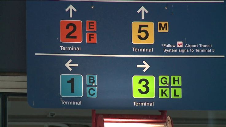 CHICAGO -- Have you ever noticed that there's no Terminal 4 at O'Hare International Airport? WGN's Sarah Jindra met up with David Woodcock, the airport's international terminal airline representative, to find out. He says the airport's old Terminal 4 is nowthe bus shuttle center across from the Hilton Hotel, attached to the short-term parking garage.