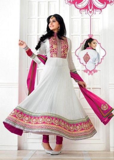 Inspirational Stylish And Trendy Anarkali Suits 2014 | Exploring Indian Wedding Trends