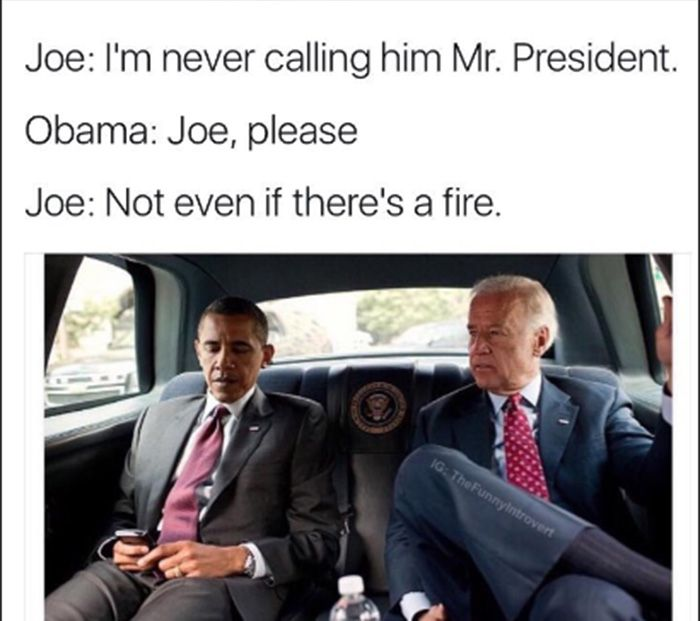 20 Of The Best Obama And Joe Biden Memes That Are Ruling The Internet Right Now More