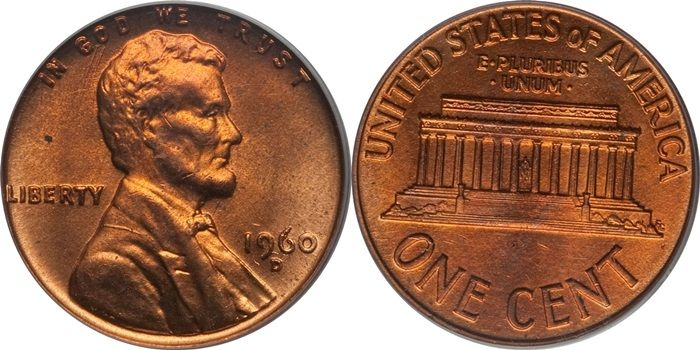 How To Grade Lincoln Memorial Cents Picture Grading