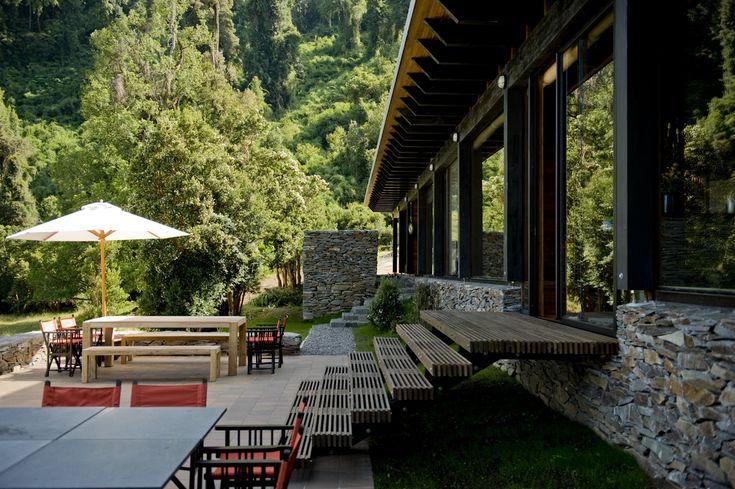 Galería de Casa en el lago Rupanco / Izquierdo Lehmann - 7