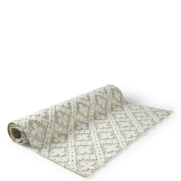 Waterworks Trellis Large Bath Rug In Oklahoma Exclusively At Designer  Hardware By Faye.