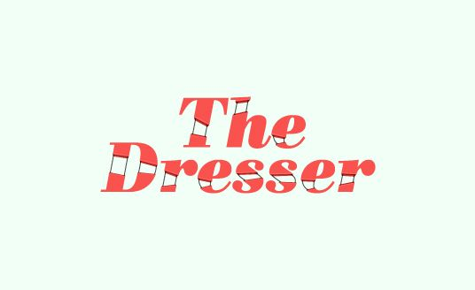 The Dresser article cover page for collectcurate.com