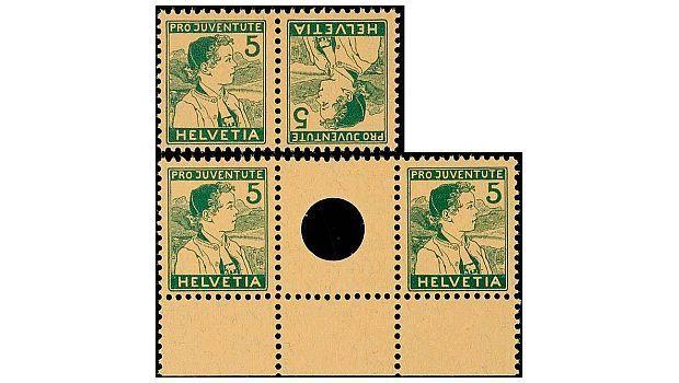 """""""Pro Juventute"""" in der Schweiz (I) Ein volles Jahrhundert ist vergangen, seit die Schweizer PTT ihre Reihe von Trachten-Ausgaben begann, die mit Aufpreis zu Gunsten der Stiftung Pro Juventute verkauft wurden. 1912 war die Gründung der Organisation unter der Schirmherrschaft…"""