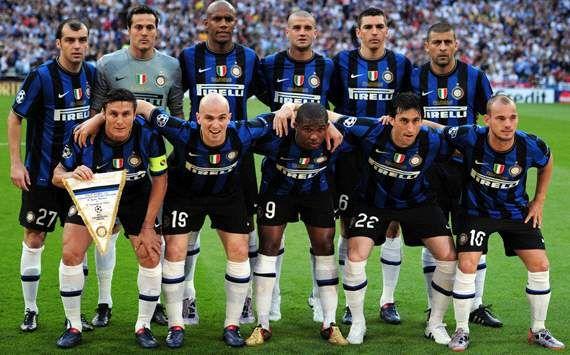Inter del Triplete 2010