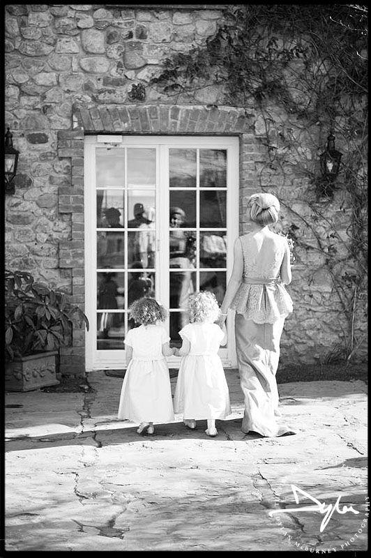 Ballymagarvey Village Wedding, Co Meath, Ireland  --- Photograph by Dylan McBurney