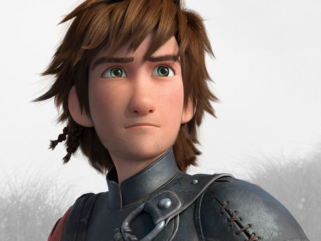 You are Hiccup!  Strong, brave, and handsome. You love animals and would never think of hurting one, and have many hidden skills which you have not discovered yet.