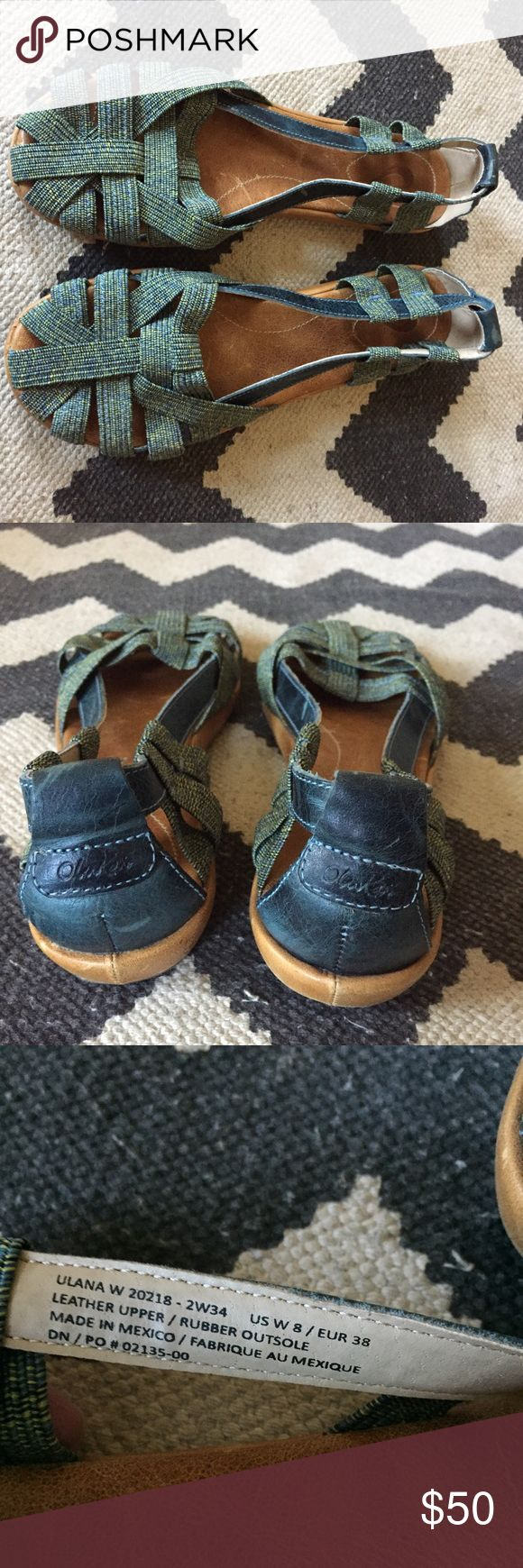 Olukai sandals Perfect condition worn a few times but were just a little small for me. True to size. Size 8 last picture shows an eBay price to compare. OluKai Shoes Flats & Loafers