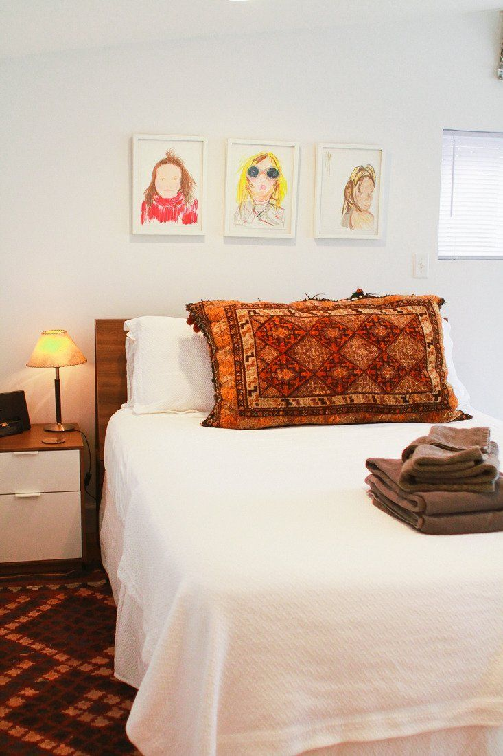 how to make a guest room welcoming