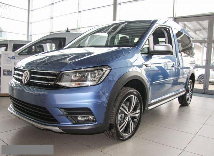Volkswagen Caddy - 2.0 TDI 150KM Alltrack Trendline DEMO Wyprzedaż rocznika w ASO!