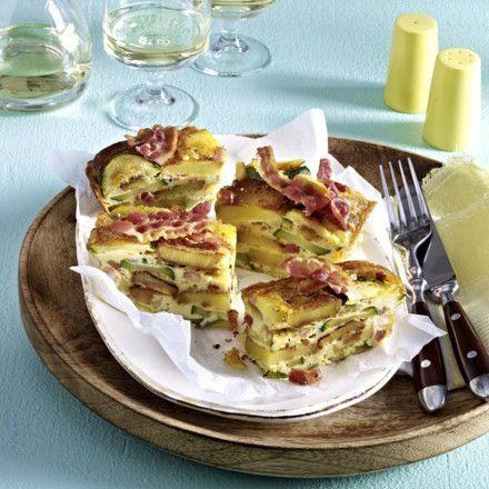 Kartoffel-Tortilla Rezept | LECKER