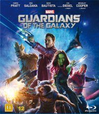 Guardians of the Galaxy (Blu-ray) 19,95€