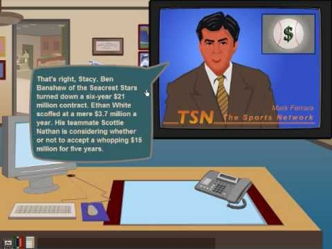 Simulations to help students with literacy and Common Core standards. Here is the Sports Network Simulation Demo