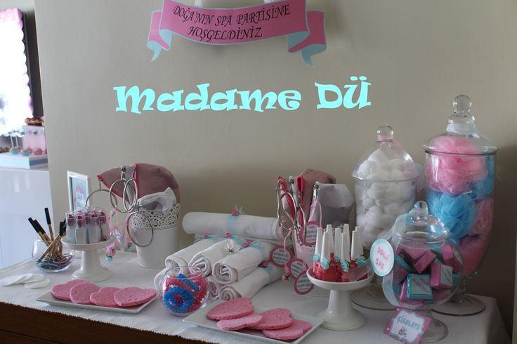 SPA PARTY FOR GİRLS
