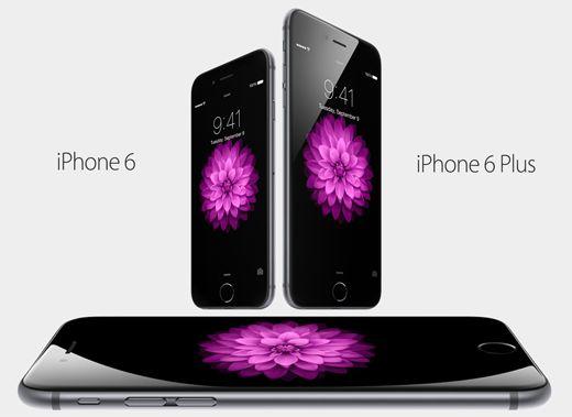 Spesifikasi Harga iPhone 6 dan iPhone 6 Plus