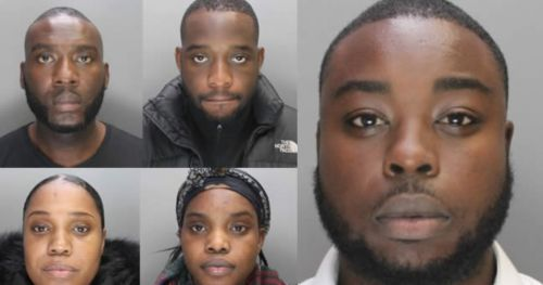 London Court Jails Five Nigerians For £610,000 Telephone Banking Fraud (Photos)