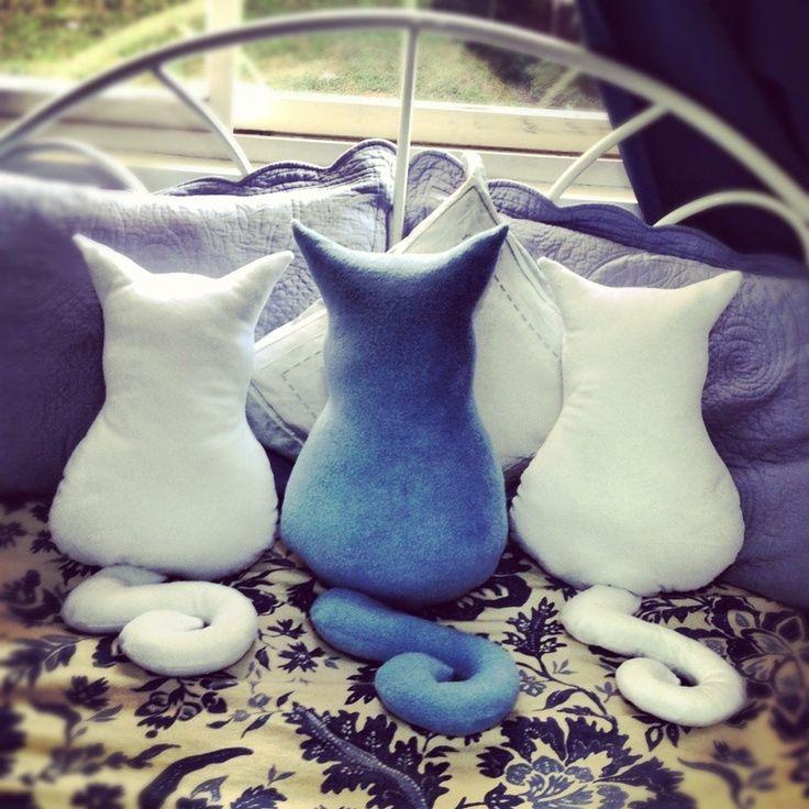 Katzen Kissen                                                                                                                                                                                 Mehr