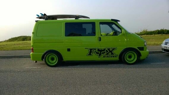 Vw t4 More