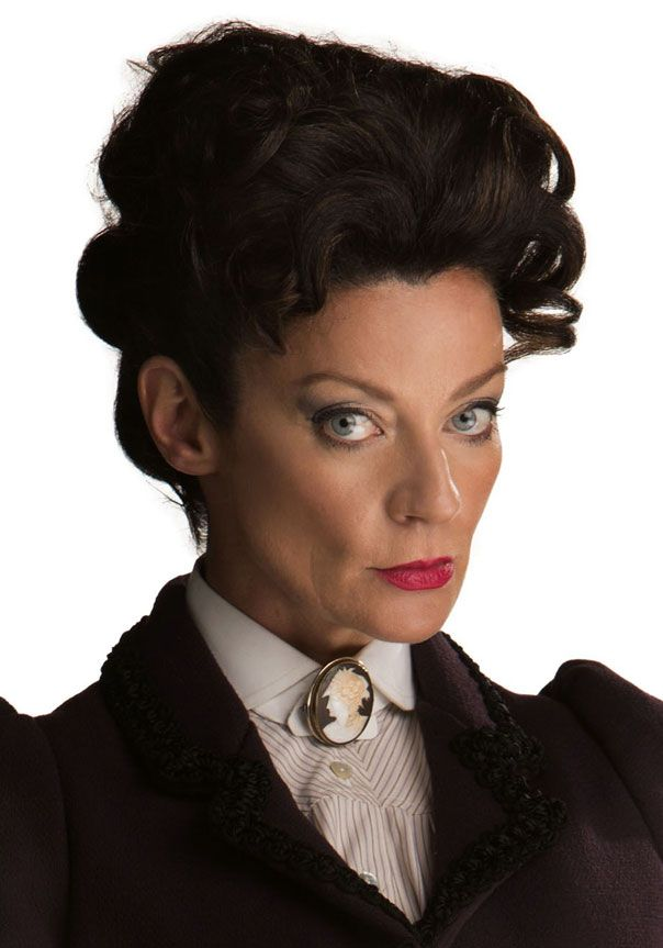Missy. Short for Mistress, as in The Mistress. Which gives a clue to who she is? Yes you've guessed she's the regenerated Master.