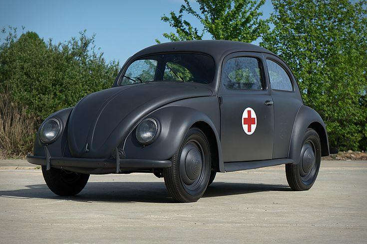 1943 KDF Type 60 Beetle   Uncrate
