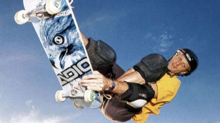The Real Life Pros of Tony Hawk's Pro Skater 2 16 years later