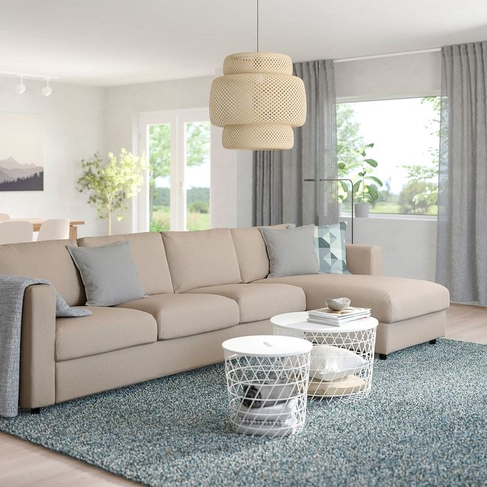 Sofas Couches Ikea In 2020 Sofa Bed With Chaise Ikea Vimle Cosy Sofa