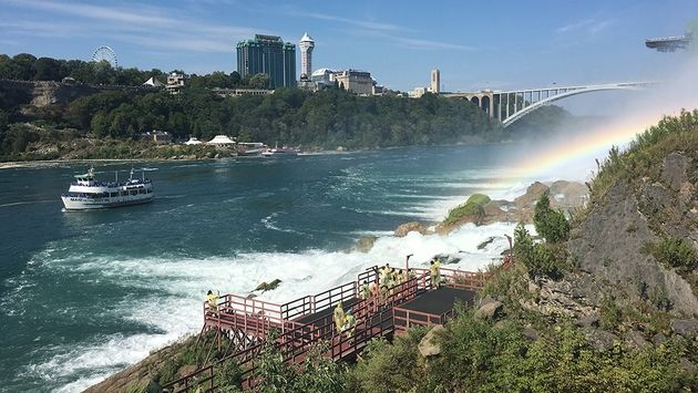 Top 5 Niagara Falls Attractions (Besides Maid of The Mist)