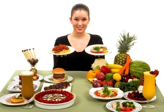 What is the Definition of a Healthy Diet? Balanced Healthy Diet Menu!