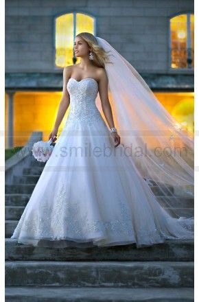 Stella York Wedding Dress Style 5833 (Include:Petticoats) - Wedding Dresses 2016 - Wedding Dresses on sale at reasonable prices, buy cheap Stella York Wedding Dress Style 5833 (Include:Petticoats) - Wedding Dresses 2016 - Wedding Dresses at www.smilebridal.com now!