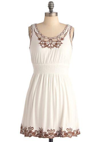 pretty pretty @Modcloth: Simple Dresses, Adorable Dresses, Cute Dresses, Cat Clothing, Sun Dresses, Dresses Loooov, Cute Summer Dresses, Teas Dresses, Dresses 67 99