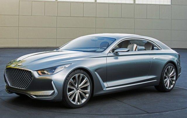 Concept di Hyundai Vision G (HCD-16)