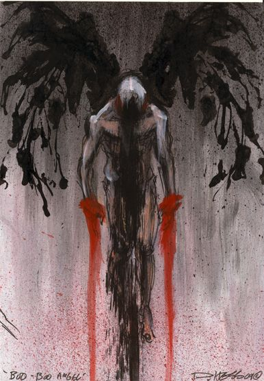 Derek Hess:Angel