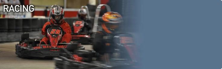 Octane Raceway, Phoenix Indoor Go Kart Racing