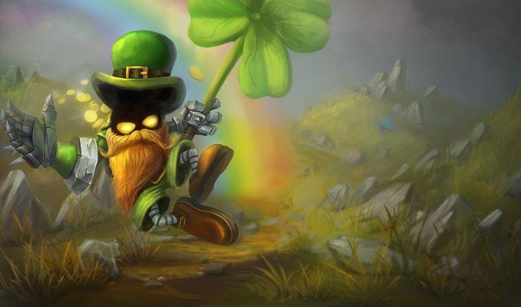 Cute St Patricks Day Wallpaper