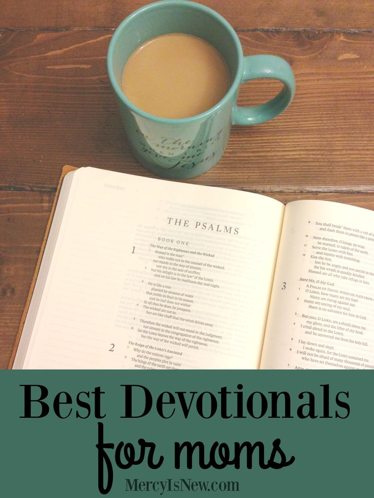 Best Devotionals for Moms and GIVE AWAY!