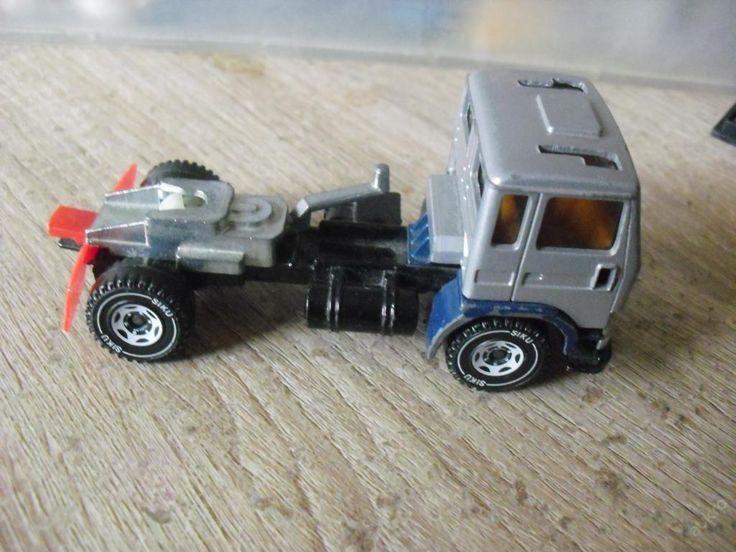 kovové auto kamion  SIKU