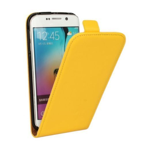 3,49€ inclusive Versand - Luxus Leder Business Hülle in vielen knalligen Farben - Klapphülle Handyhülle Schutzhülle Handytasche iPhone 5 6 6+, Samsung S3, S4, S5, S6, S6 EDGE