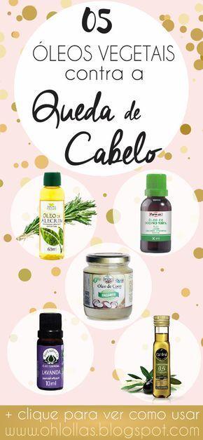 Azeite de oliva, óleo de rícino, óleo de coco, óleo de alecrim, óleo essencial de lavanda.