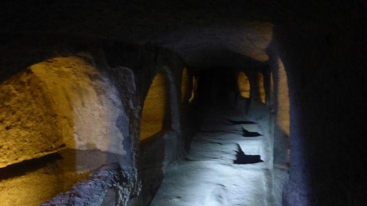 Παλαιοχριστιανικές Κατακόμβες στη Μήλο - Αρχαιολογία Online