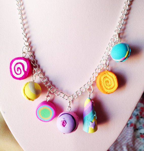 7 charms Design your own Lush inspired charm by ArtsnCandies