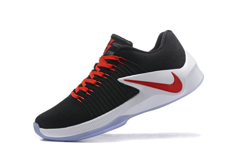Free Shipping Only 69$ Nike Zoom Clear Out Low Draymond Green Shoes 2017 Black Sport Red