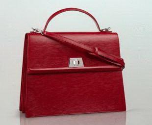Louis Vuitton Sevigne Bolsos de Mano/Bolsos de Hombro M4021E Colorete Rojo