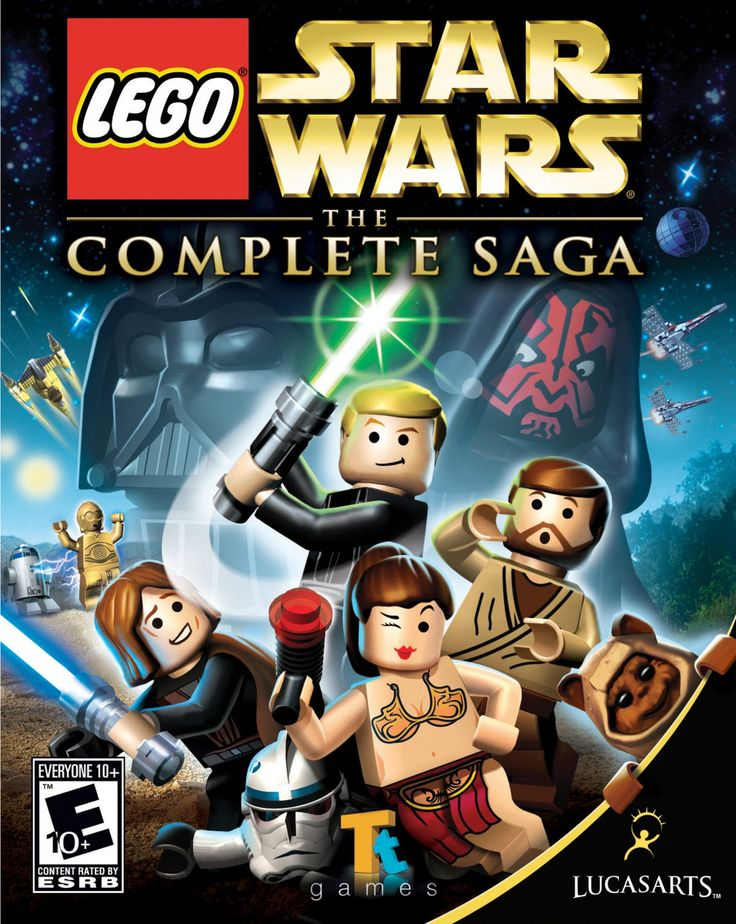 LEGO Star Wars: The Complete Saga Windows PC Game Download Steam CD-Key Global for only  #videogames #deals #games #gaming #awesome #awesomeness #awesomesauce #cool #gamer #gamers #win #ftw