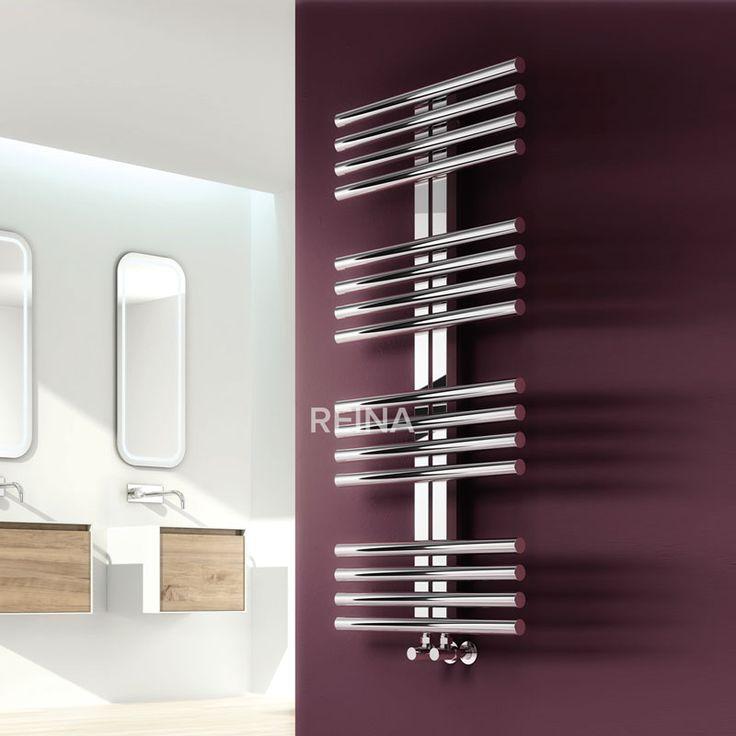 Reina Sorento Towel Radiator,Modern Towel Radiators