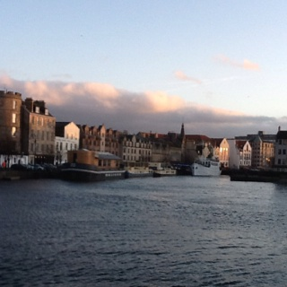 Dear Leith, you may have had a facelift but i know you're still kind of shabby. Love you lots x