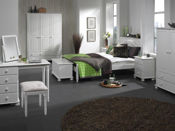 This range of modern Scandinavian design furniture offers many different storage solutions to suit all bedroom sizes in its stunning 12 piece range. From bedside tables to magnificent triple mirrored wardrobes - it's all here!